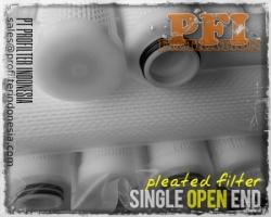 222 Flat SOE Pleated Filter Cartridge Indonesia  large