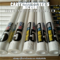 Cartridge Filter 5 Micron Filterpart Indonesia  large