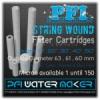 Filter Cartridge 5 micron String Wound Benang Profilter Indonesia  medium