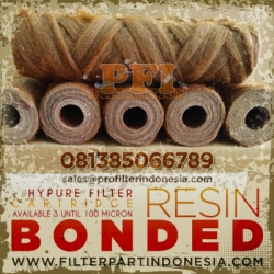 Hypure Cartridge Filter Resin Bonded 5 micron Indonesia  large