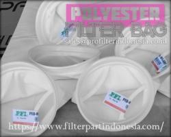 PEB Polyester Filter Bag Indonesia  large