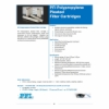 PFI Pleated Filter Cartridge  medium