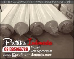 Spun SOE Cartridge Filter Indonesia  large