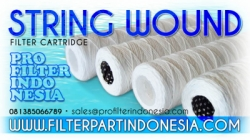 String Wound Cartridge Filter 10 micron Indonesia  large