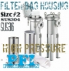 d PFI Housing Bag Filter SS304 SS316 Indonesia  medium