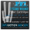 d d Filter Cartridge 5 micron String Wound Benang Profilter Indonesia  medium