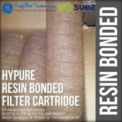 resin bonded filter cartridge  large